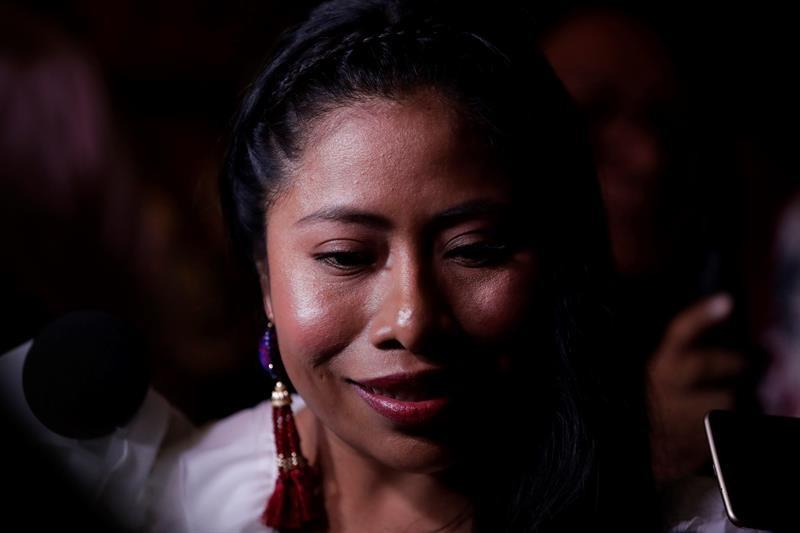 Yalitza Aparicio/Foto: EFE