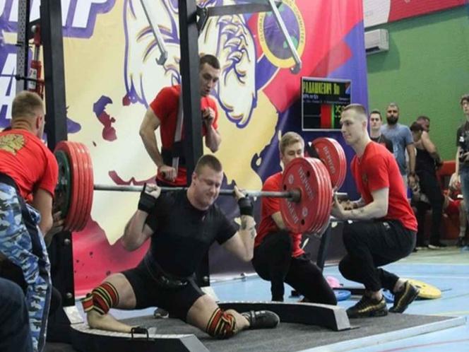 halterista, lesiones deportivas, rusia