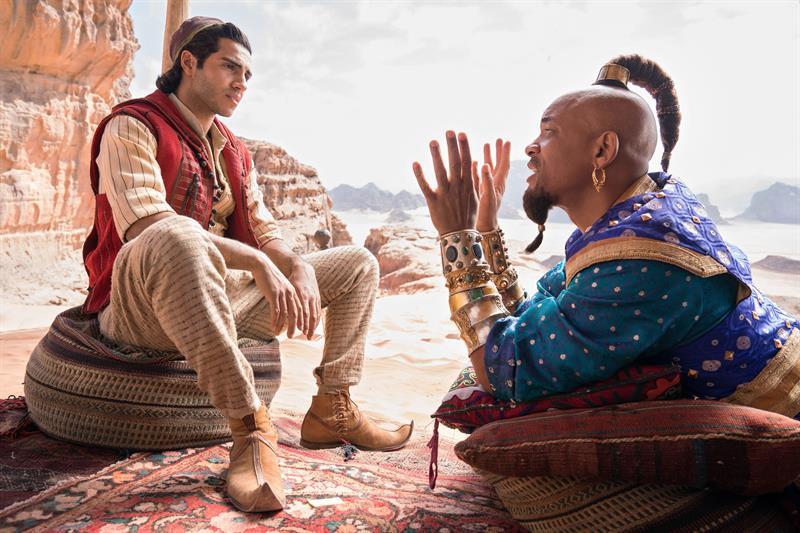 Aladdin/Fotos: EFE