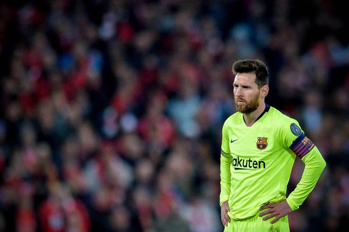 Liverpool humilló a Barcelona. Foto: EFE