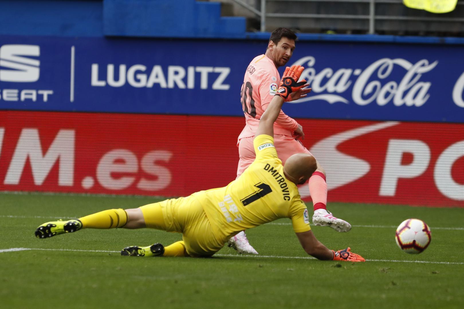 Barcelona cerró con empate la Liga. Foto: Barcelona
