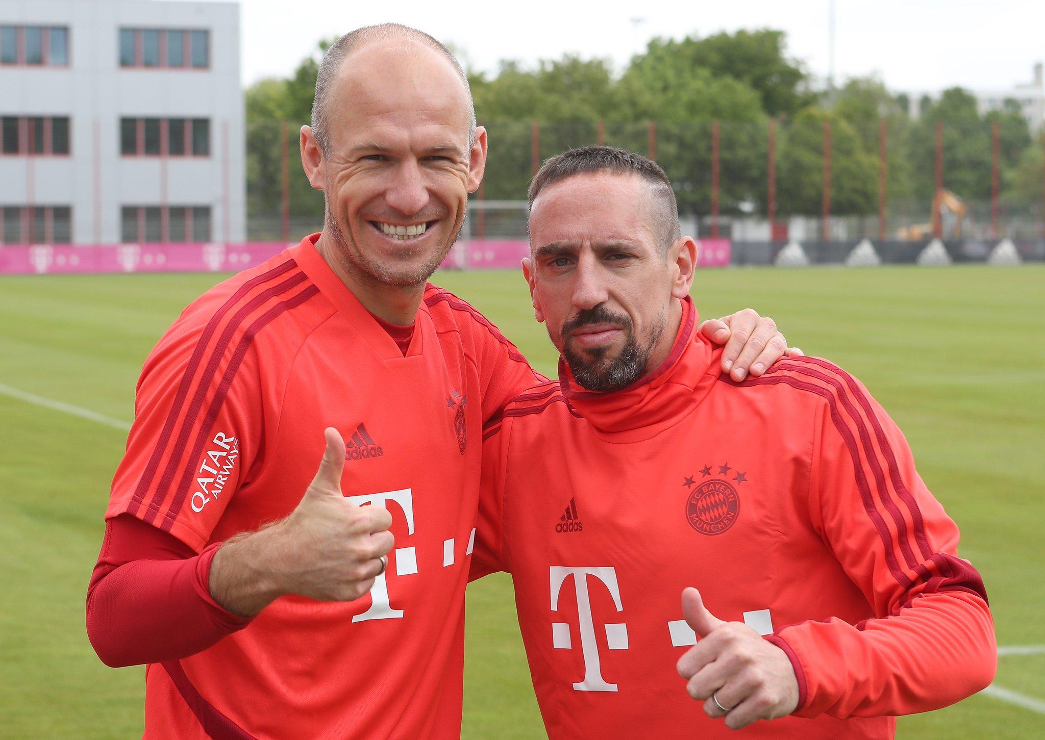 Bayern Münich busca el título de la Bundesliga. Foto: Twitter