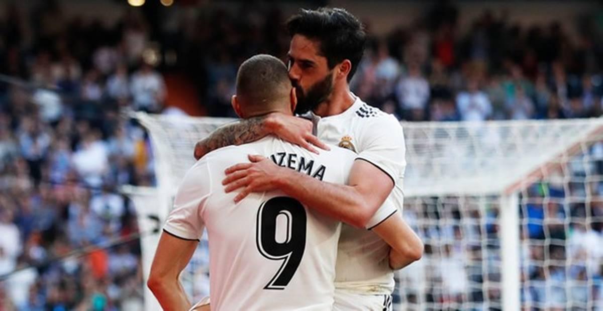 Benzema y Ramos en duda. Foto: Twitter