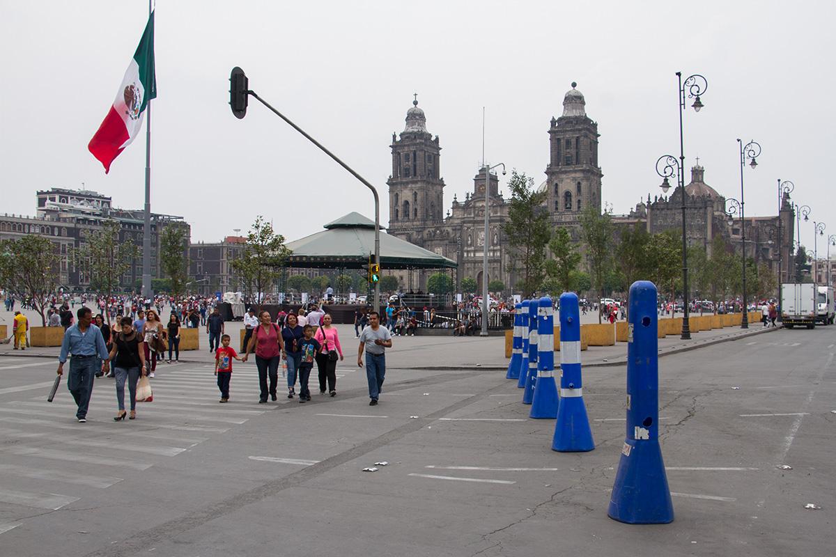 Carlos Slim, Centro Histórico, CDMX, Inversión, recuperación,