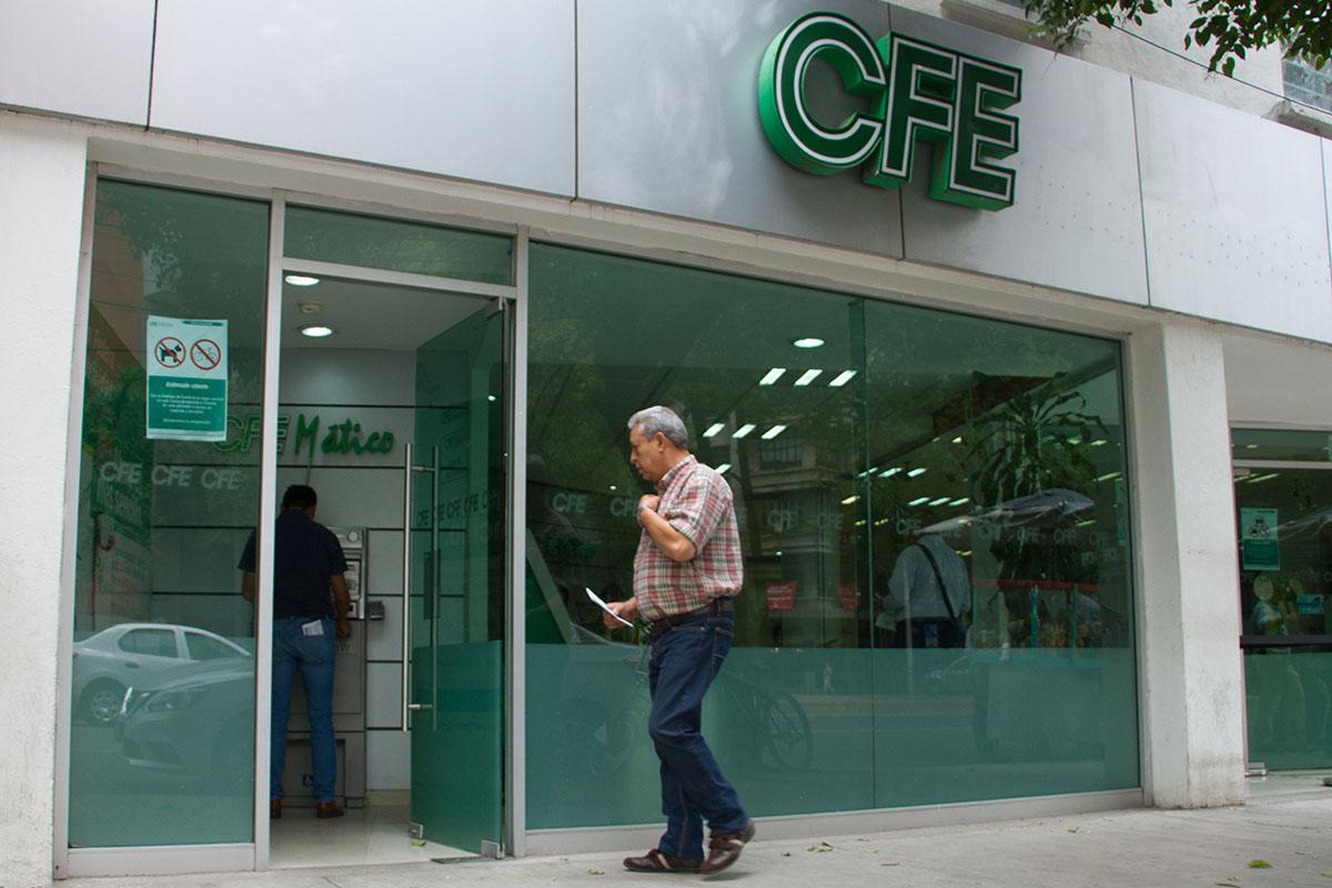 CFE, Bolsa Mexicana de Valores, software, estado financiero,