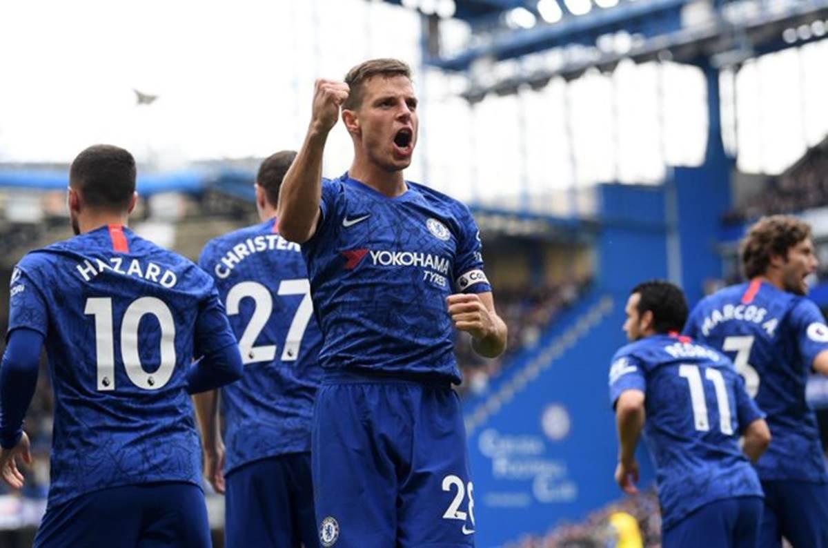 FIFA castiga a Chelsea. Foto: Twitter