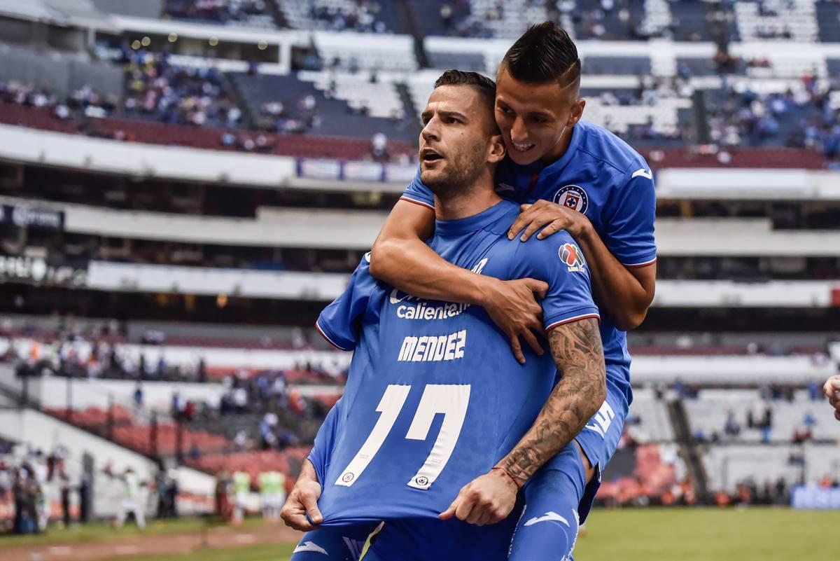 No le interesa a Edgar Méndez jugar en Cruz Azul. Foto: Cuartoscuro