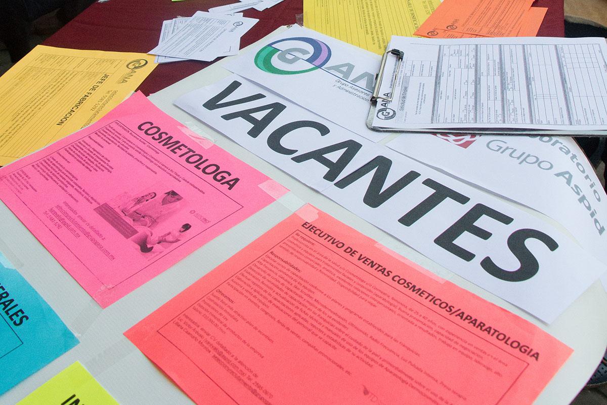 Desempleo, Inegi, abril, empleo, desocupación,