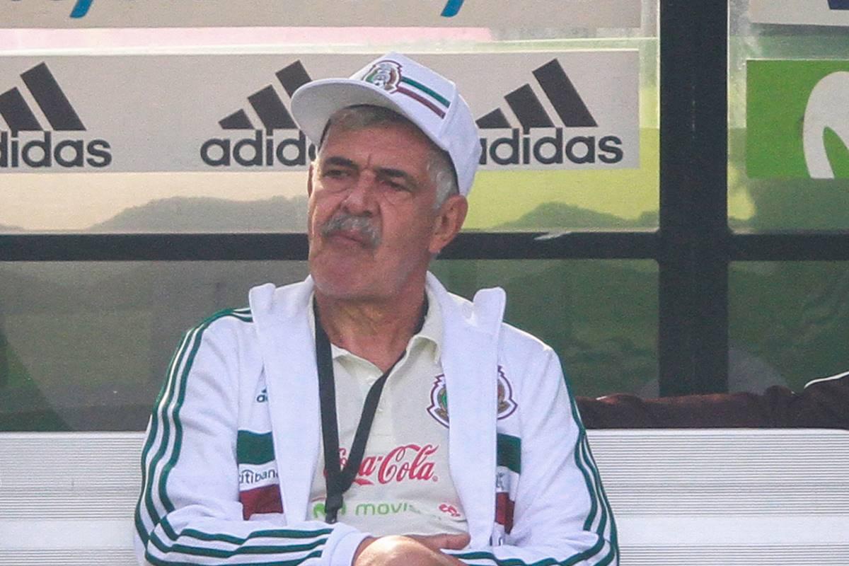 Ferretti aceptó que la cancha les afectó. Foto: Cuartoscuro