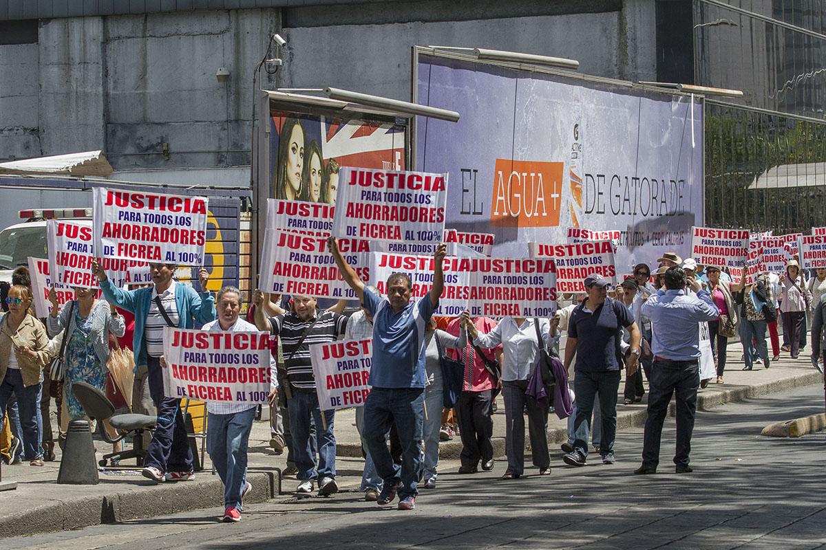 Rafael Olvera, Ficrea, detenido, Extradición, México, Estados Unidos, Ahorradores, defraudados,