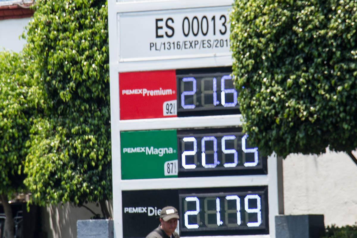 Gasolinas, SHCP, Hacienda, ajuste fiscal, Pemex, Magna, Premium,