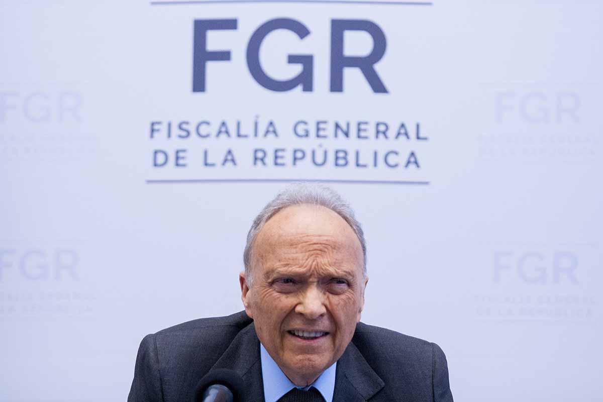 Fiscalía General de la República, Alejandro Gertz Manero, Hoy no Circula, amparo, circulación,