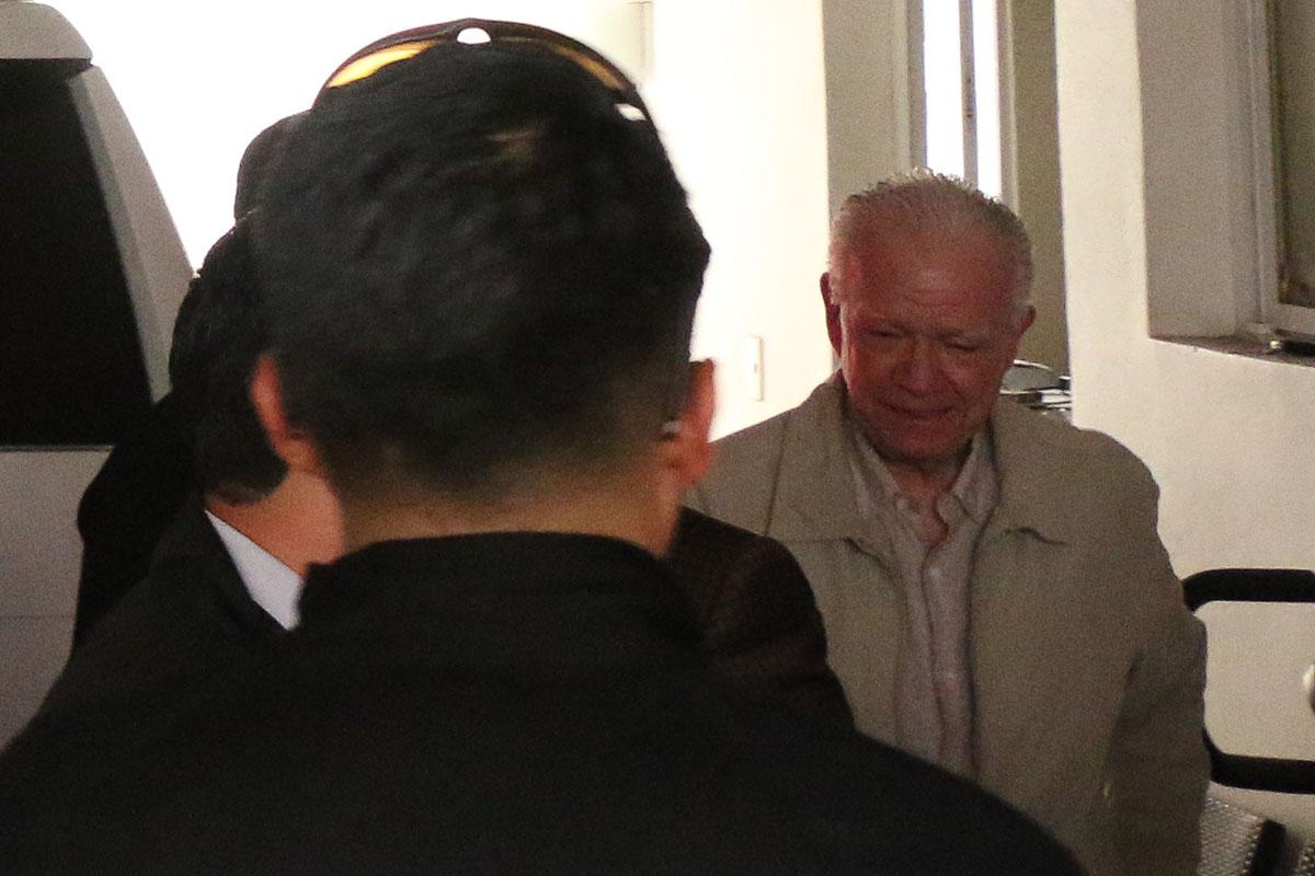 Tabasco, Andrés Granier, libertad, prisión domiciliaria, Villahermosa, Reclusorio de Tepepan,