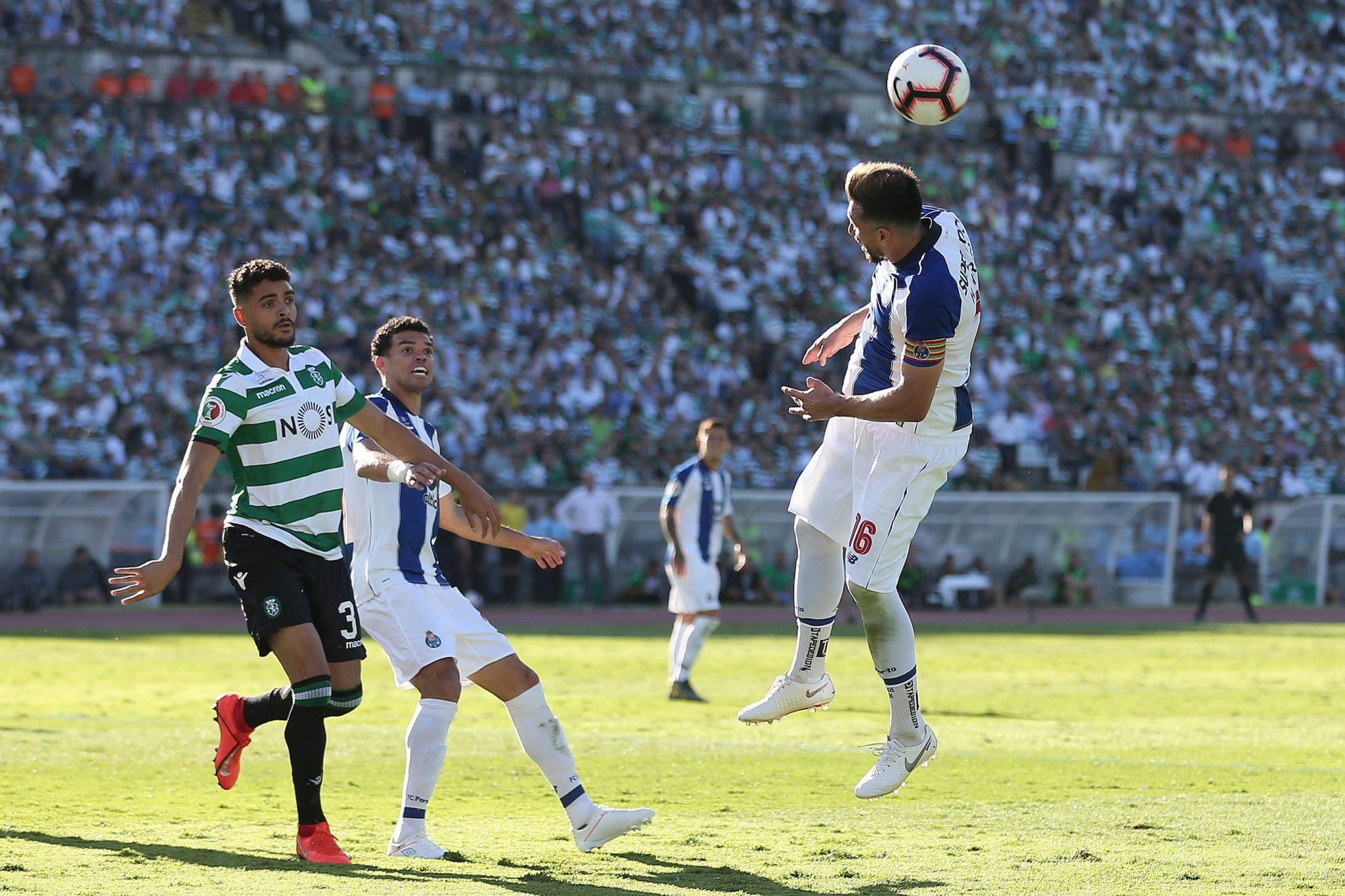 Héctor Herrera se despidió del Porto con derrota. Foto: Twitter
