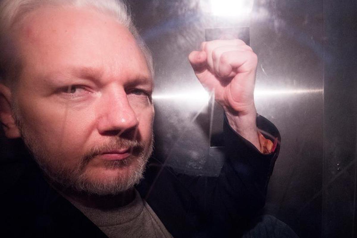 Julian Assange, Suecia, WikiLeaks, extradición, embajada de Ecuador, Londres,