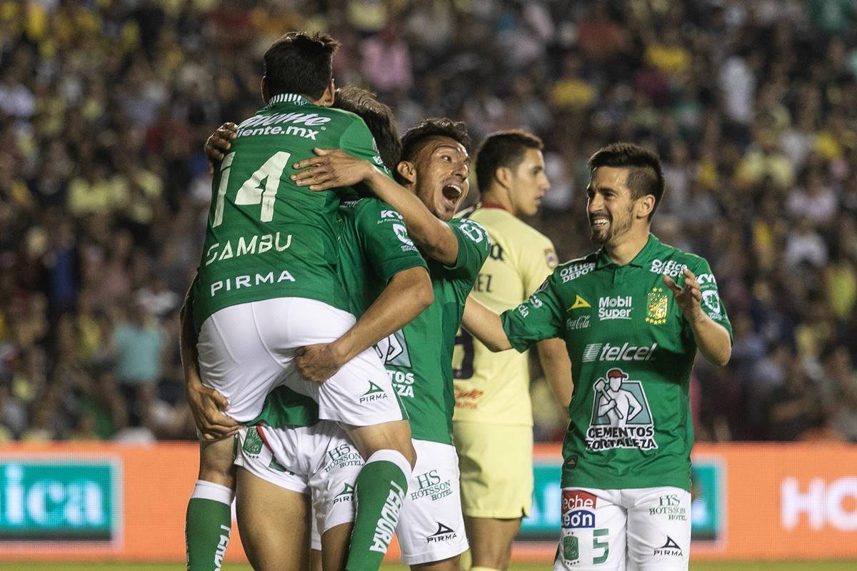 León perdió pero avanzó a la final del Clausura 2019. Foto: Cuartoscuro