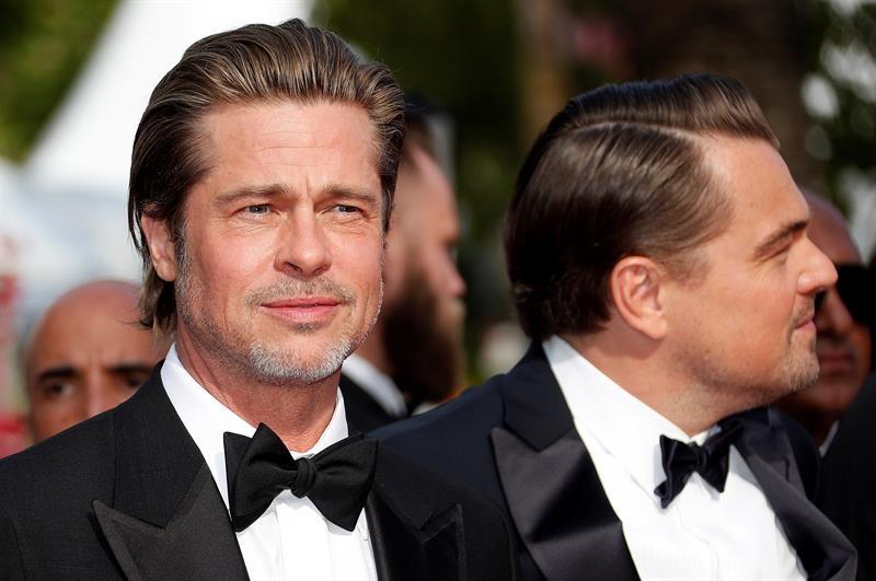 Leonardo DiCaprio y Brad Pitt_v