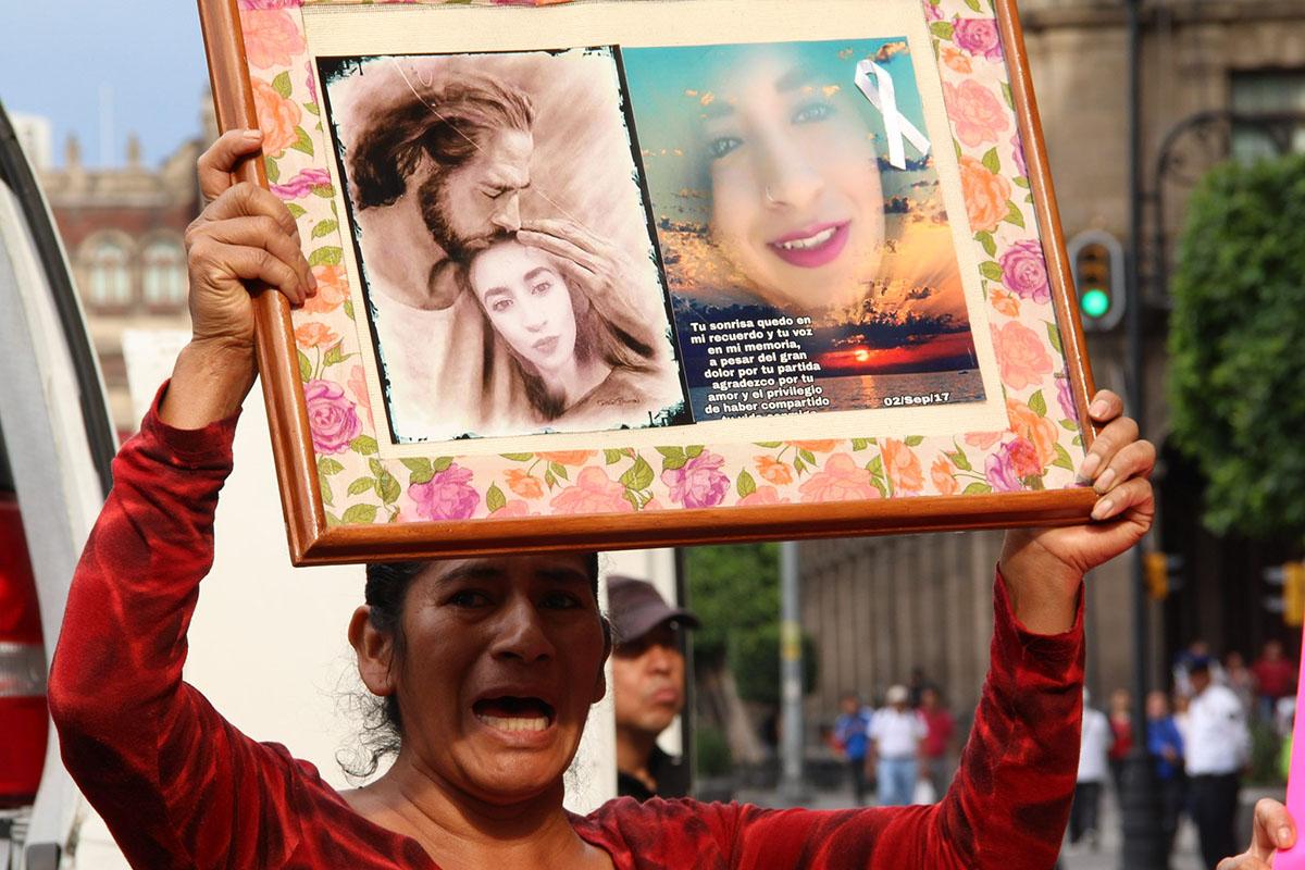 Lesvy Rivera, Disculpa pública, procuraduría capitalina, feminicidio,