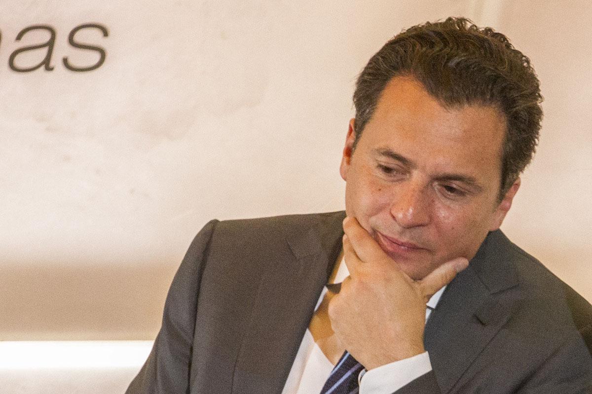 Emilio Lozoya, Pemex, Interpol, amparo, detención, corrupción, FGR,