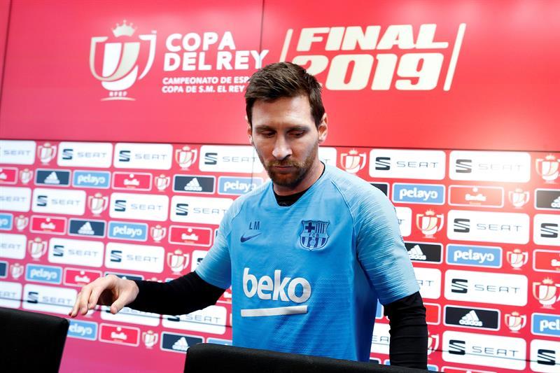 Lionel Messi, FC Barcelona, Copa del Rey