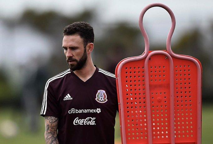 Miguel Layún causó baja de la selección mexicana. Foto: Twitter Mi selección