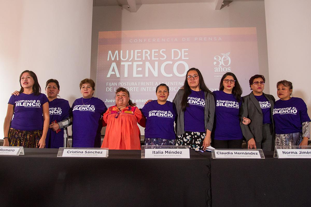 San Salvador Atenco, Caso atenco, víctimas, derechos humanos,
