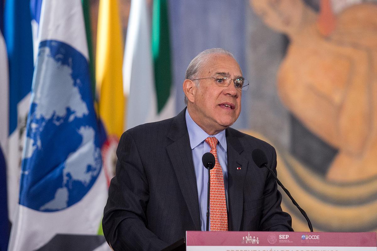 OCDE, Organización para la Cooperación y el Desarrollo Económicos, PEMEX, gasolinas,