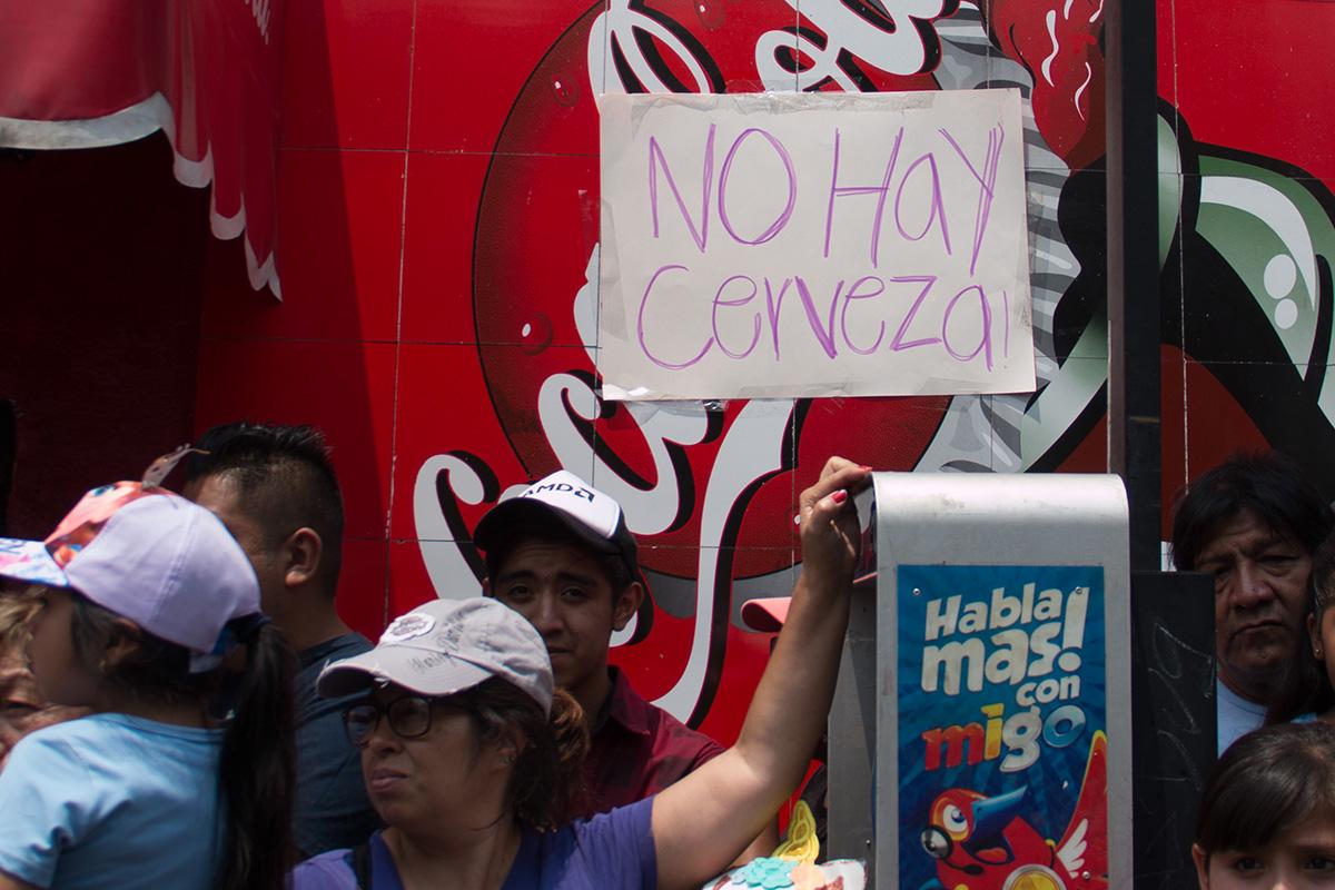 Ley seca, Gustavo A. Madero, 5 de mayo, feria, romerías, cervezas,