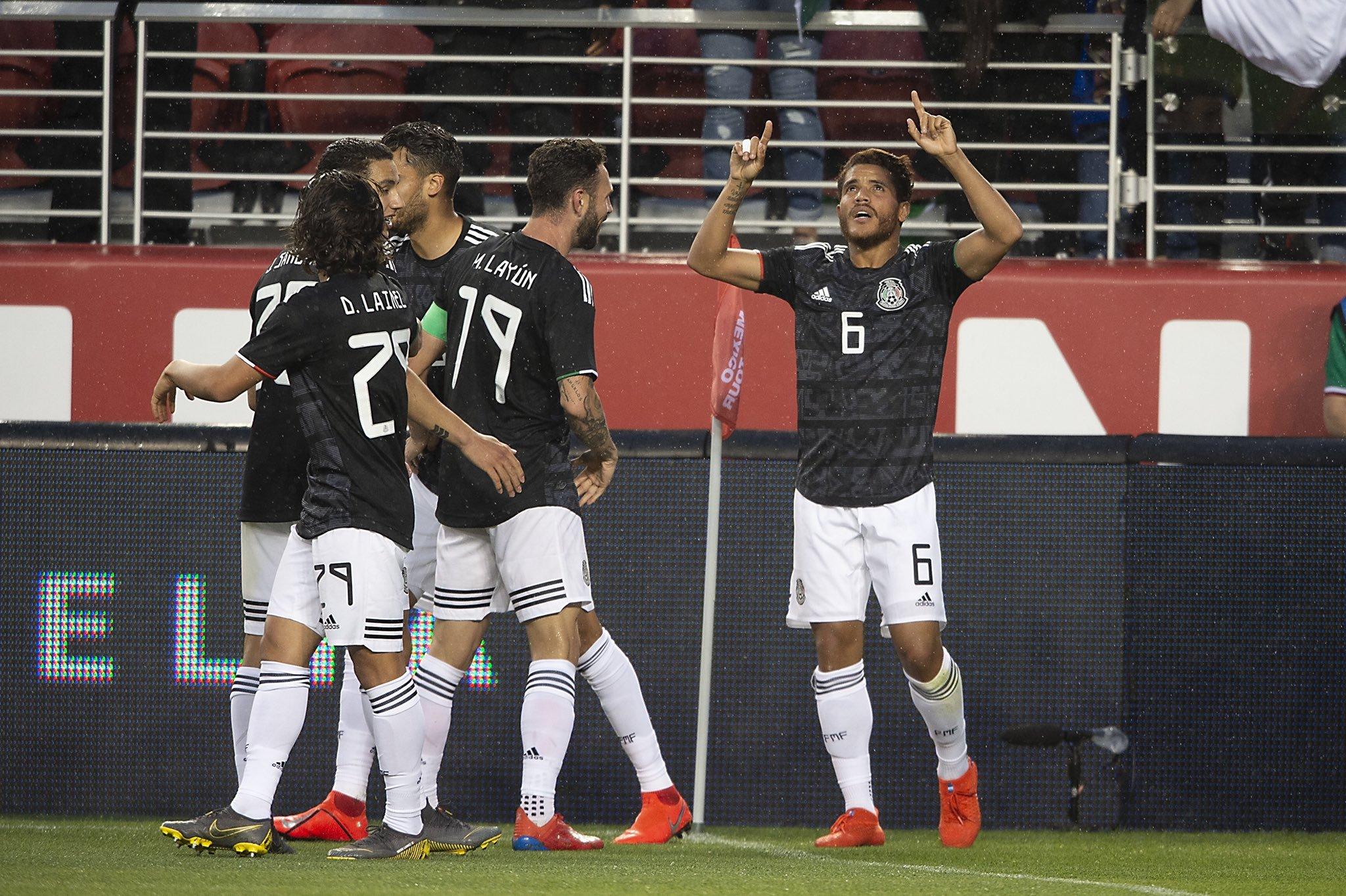 Selección Mexicana reinició su trabajo de cara a la Copa Oro. Foto: Twitter Miselección