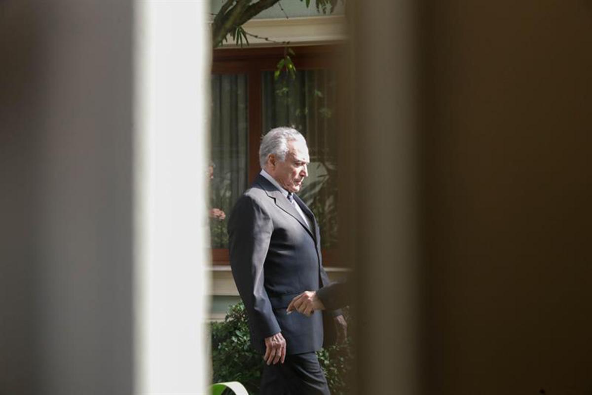 expresidente de Brasil, Michel Temer, Justicia, Sao Paulo, corrupción,