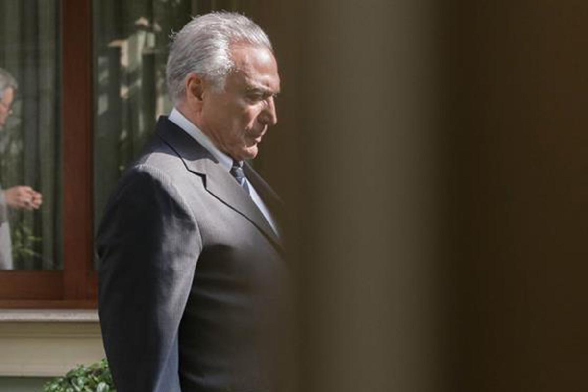 Expresidente, Brasil, prisión, Michel Temer,