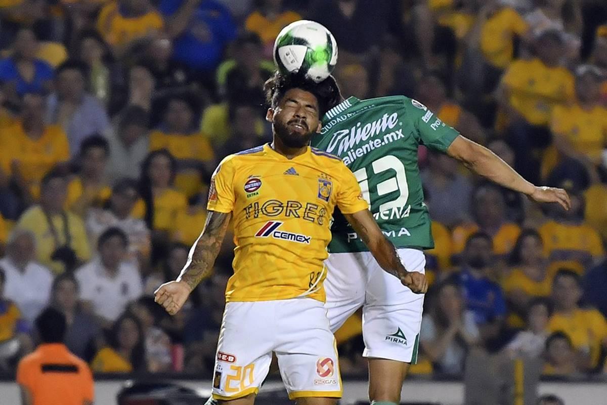 Tigres dio cuenta de León. Foto: Twitter Liga MX