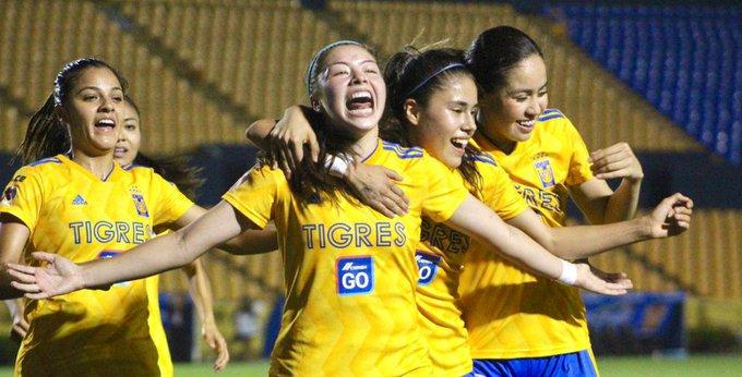 Tigres dio cuenta de América. Foto: Twitter