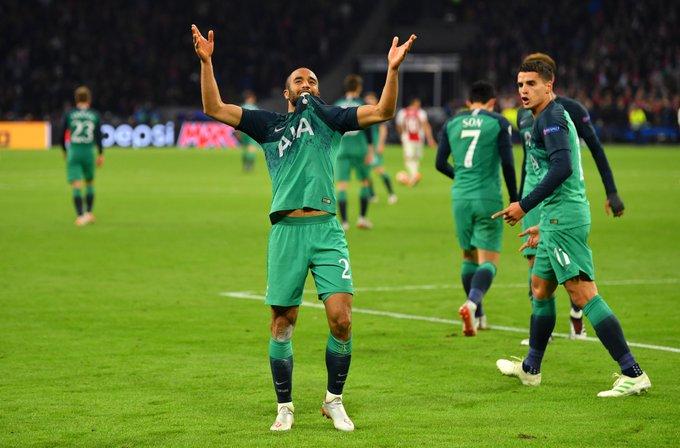 Tottenham dio cuenta del Ajax. Foto: Tottenham