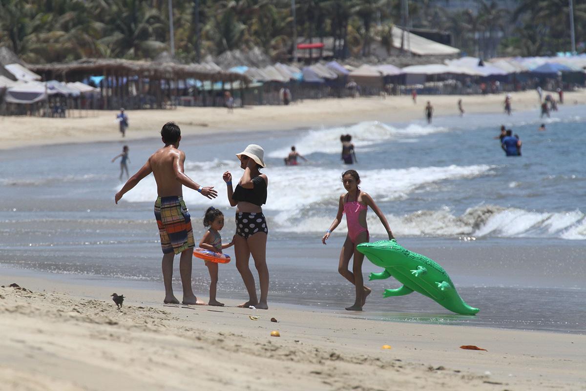 Turismo, alerta seguridad, sector turístico, playas, Sargazo,