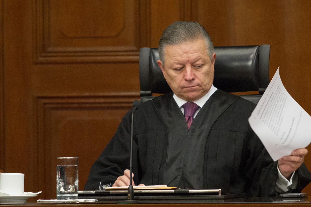 Ministro, SCJN, Poder Judicial, corrupción, Arturo Zaldívar Lelo de Larrea,