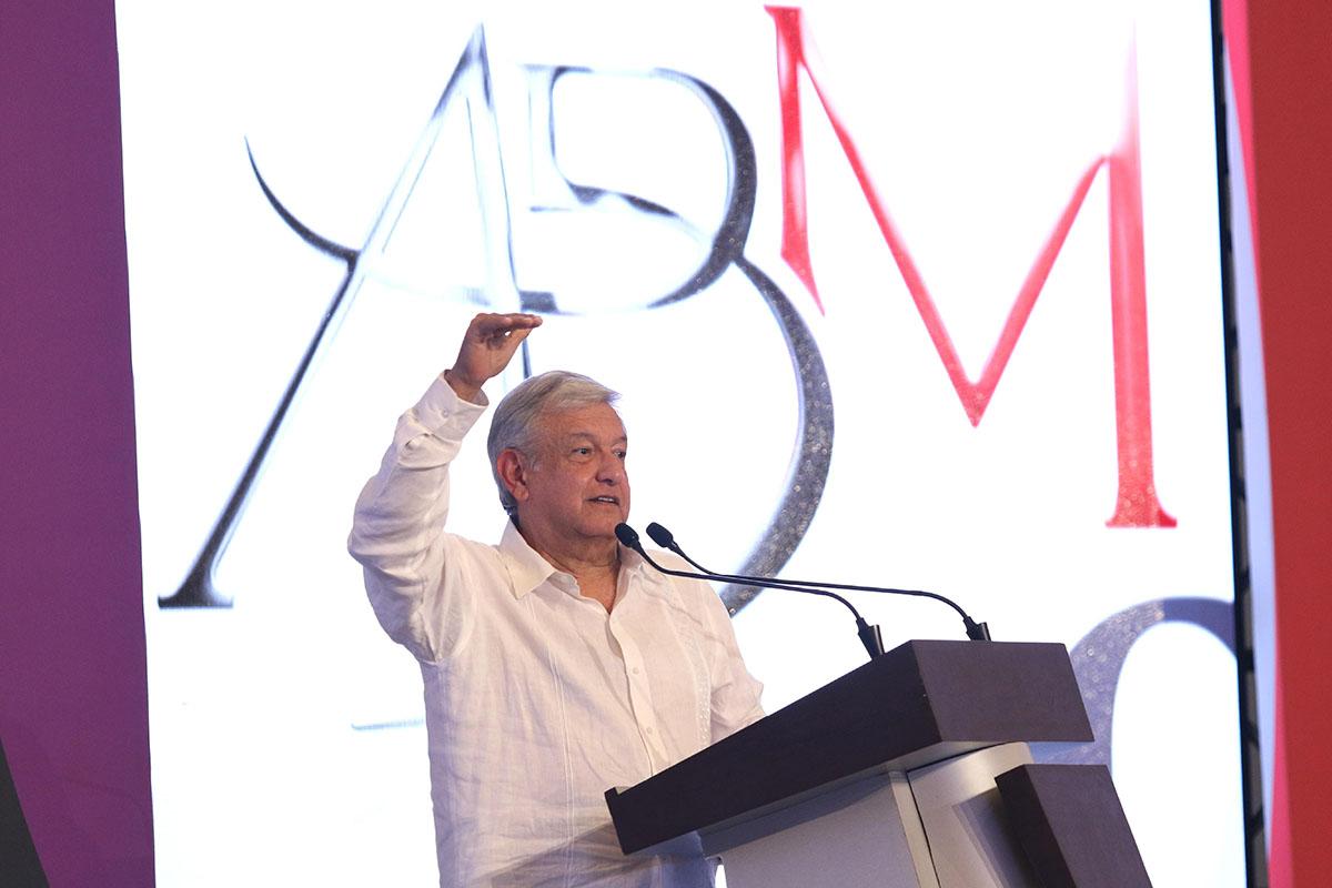 Andrés Manuel López Obrador, banqueros, Merril Lynch, economía,