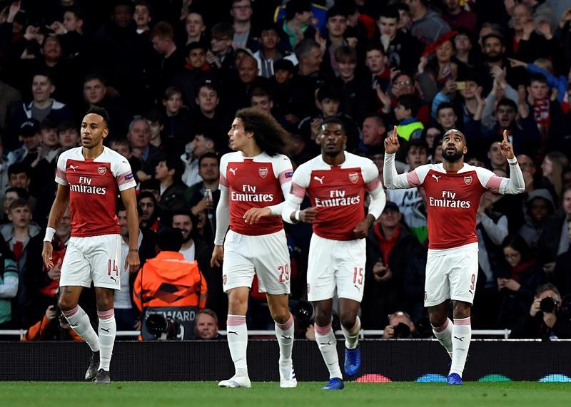 Arsenal, Valencia, Europa League