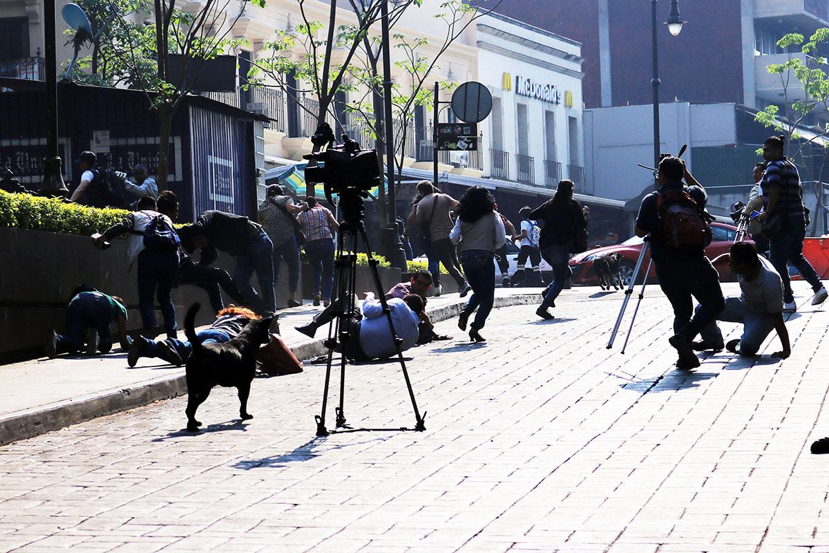 ataque, balacera, Cuernavaca, Morelos, CTM, Empresario, comerciante,