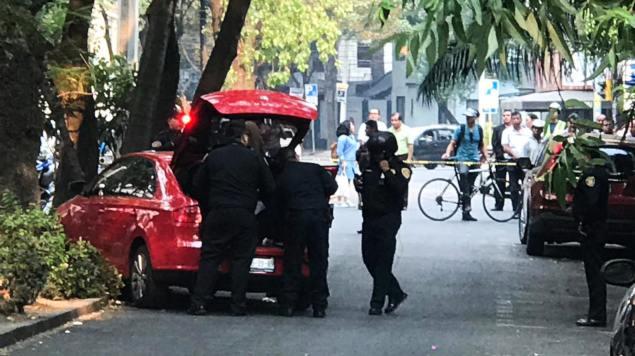 Condesa, CDMX, violencia