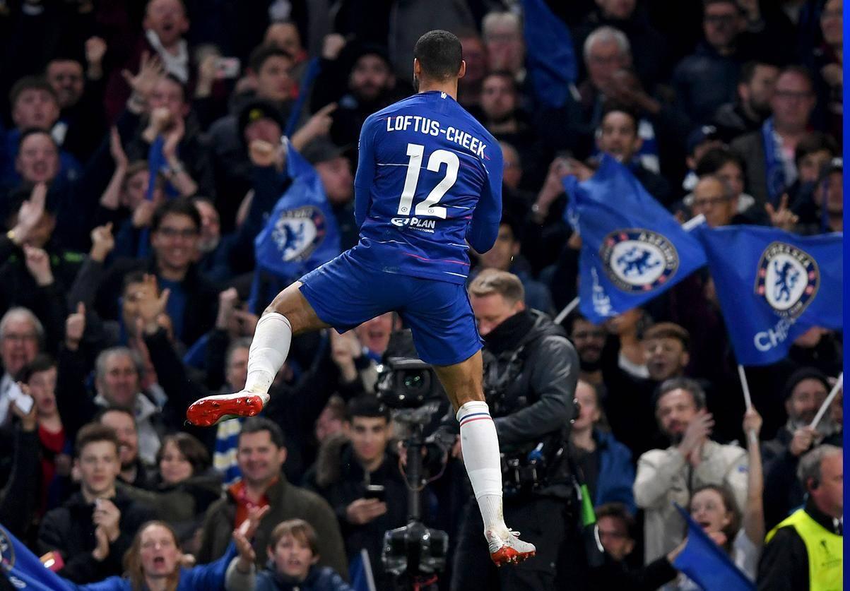 Chelsea dio cuenta del Eintracht. Foto: Twitter