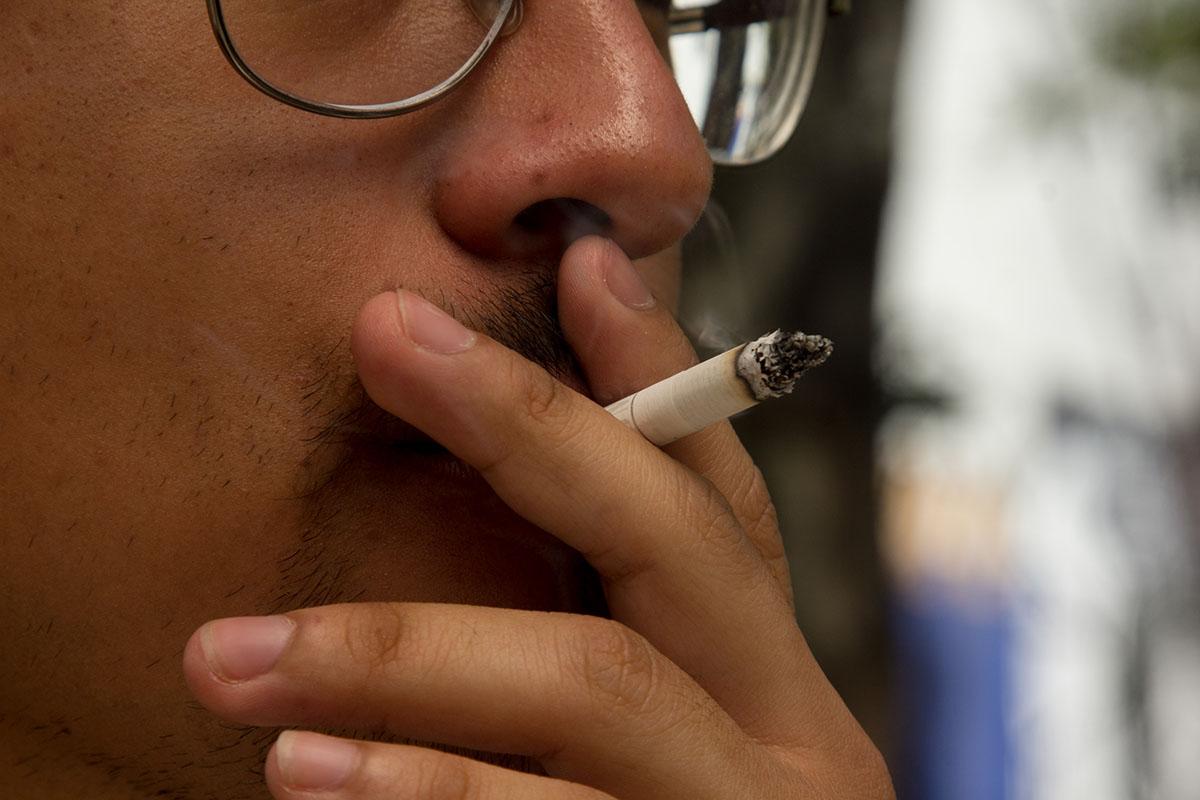 Tabaco, Cigarro, fumadores, afecciones cardio y cerebrovasculares, cáncer de pulmón,
