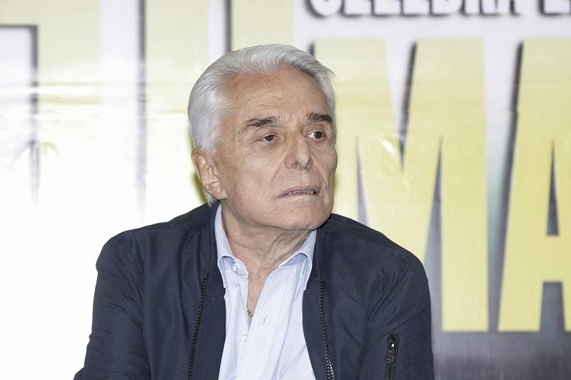 Enrique Guzmán/Foto: Notimex