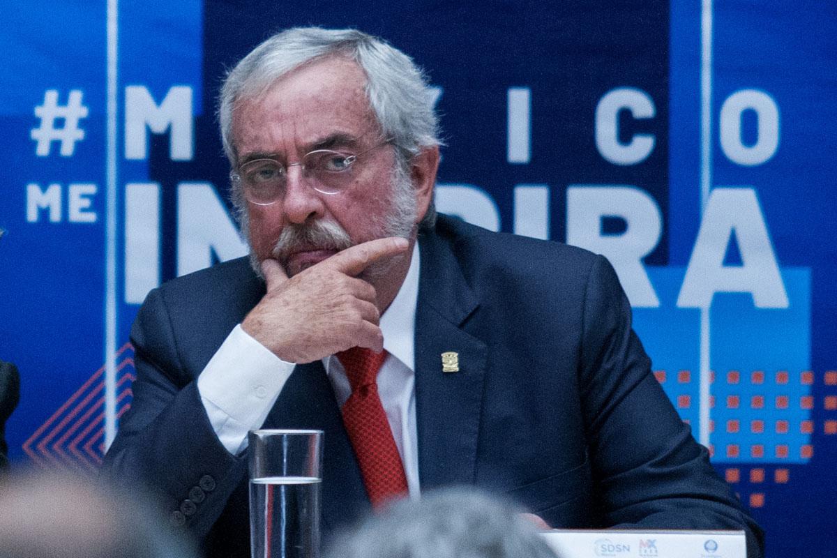 UNAM, CCH Oriente, universitarios, estudiantes, Facultad de Ciencias Políticas y Sociales, Enrique Graue,