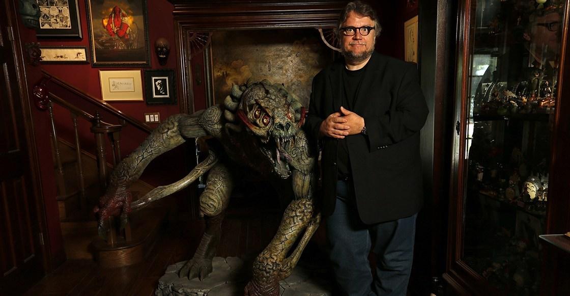 """""""En casa con mis monstruos"""", exposición de Guillermo del Toro."""