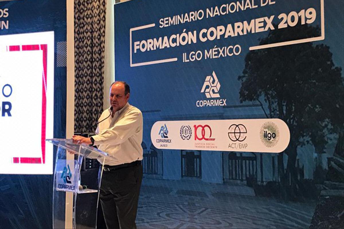 Coparmex, Gustavo de Hoyos, austeridad, recortes,