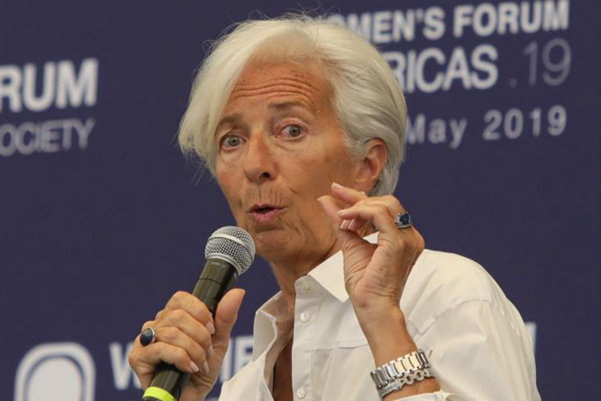 Christine Lagarde (EFE)