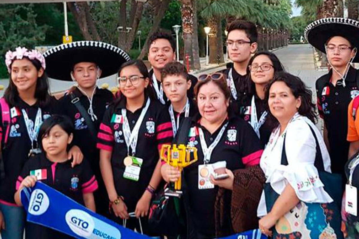 mexicanos, Ciencia, Turquía, competencia, Guanajuato, Xpacers,