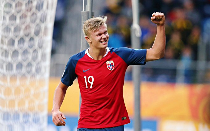 Noruega, Honduras, mundial sub20,
