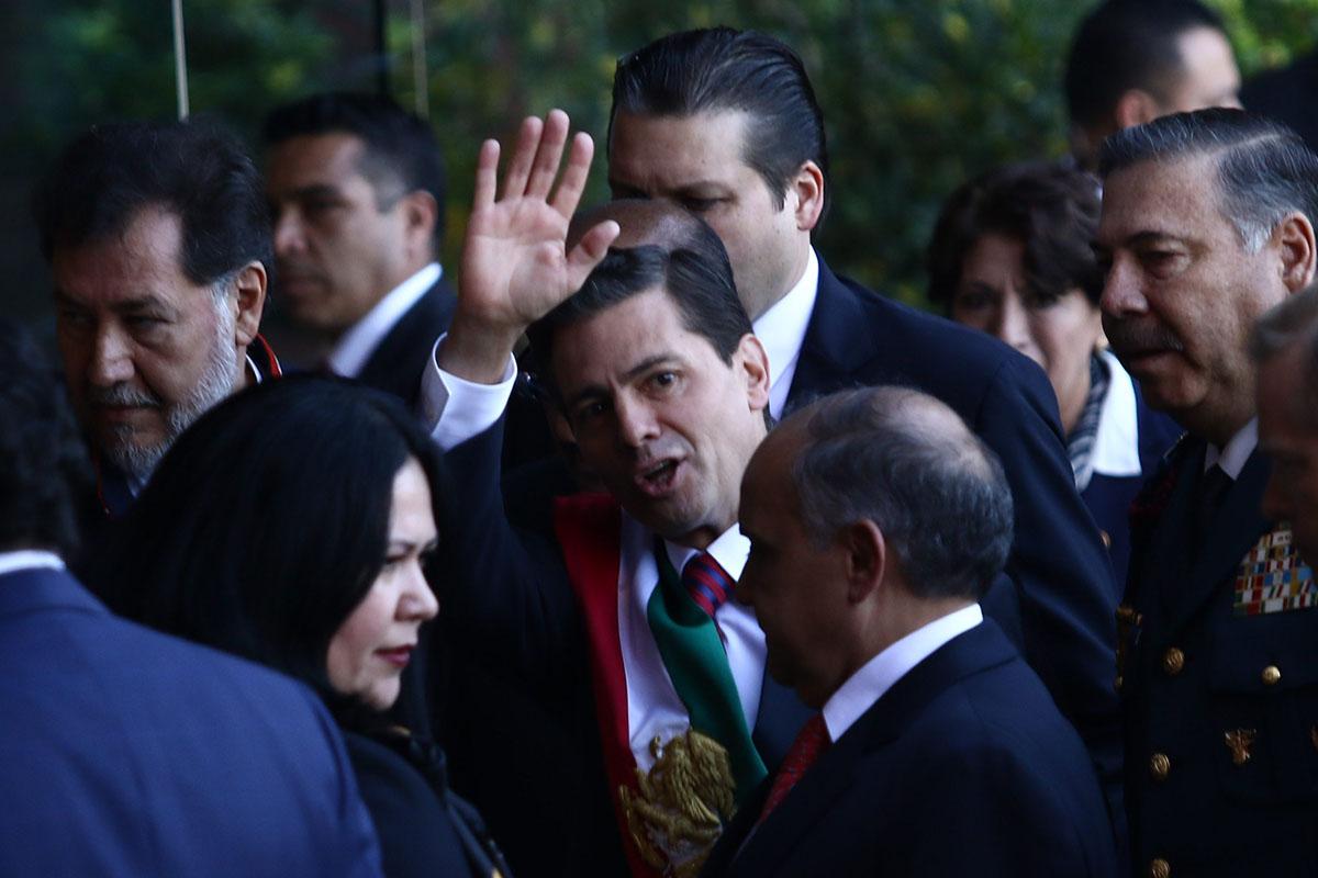 Peña Nieto, IMCO, presupuesto, Cuenta Pública, economía,